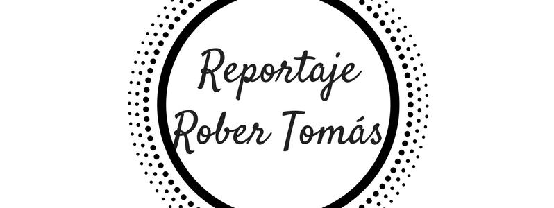 Visita de Rober Tomás a nuestra tienda