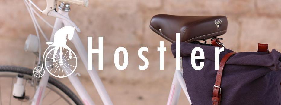 Hostler: Productos hechos a mano para tu bici