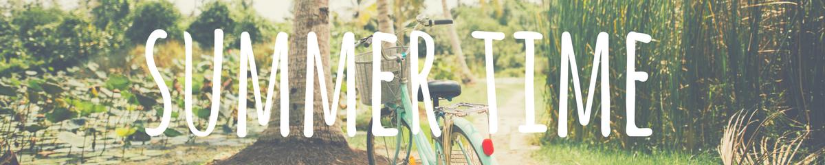 Disfruta del verano con tu bicicleta