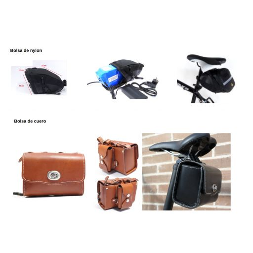 "Kit eléctrico para bicicleta Rueda 16"" x 1 - 3/8 (Bromptom) [1]"