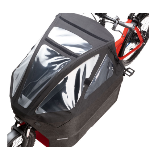 BICICLETA CARGO EBIKE PACKSTER 70 TOURING RIESE & MÜLLER [3]