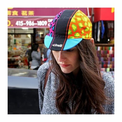 gorra ciclismo cinelli [2]
