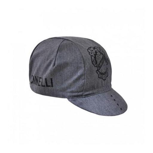 Gorra cinelli CREST GREY CAP