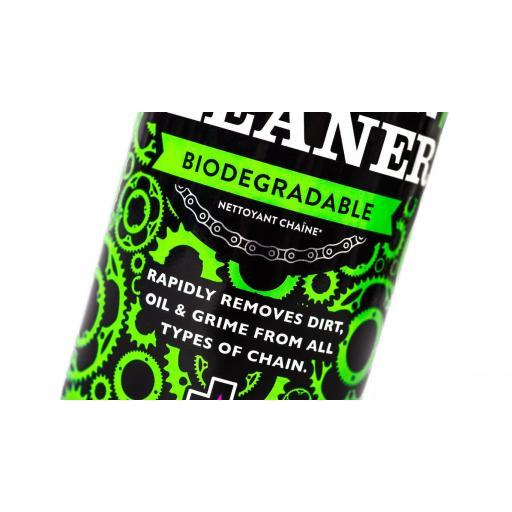 Desengrasante de cadena Muc-Off Bio 400 ml [1]