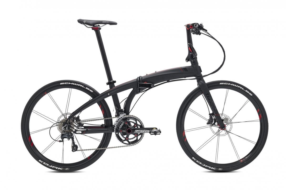 Bicicleta plegable Tern Eclipse X22