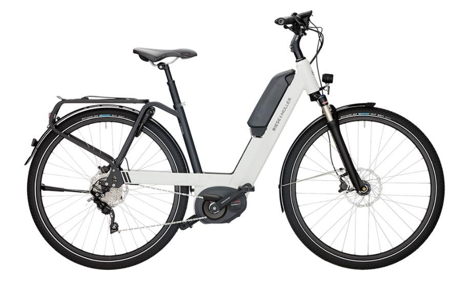 BICICLETA ELECTRICA Nevo touring 2020 RIESE & MÜLLER