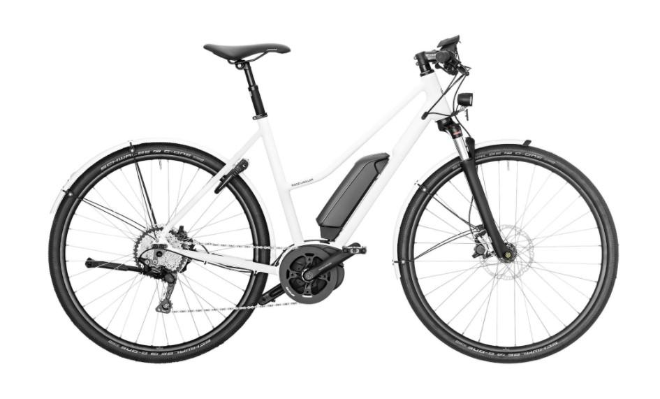 BICICLETA ELECTRICA Roadster Mixte Touring 2020 RIESE & MÜLLER