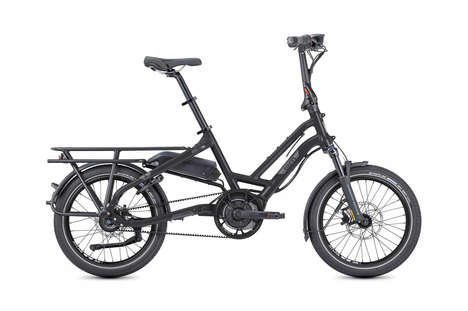 Bicicleta eléctrica TERN HSD S8i