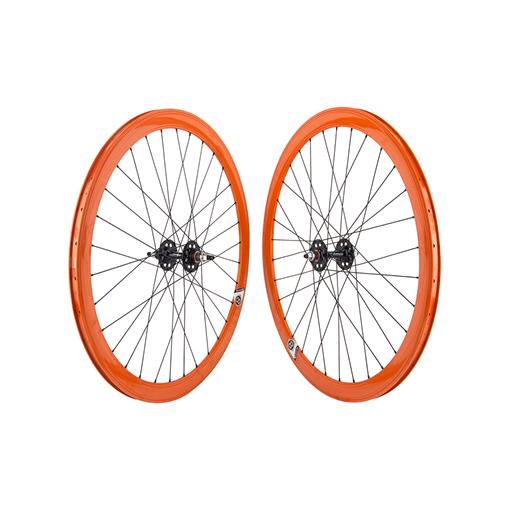 Rueda Origin8 Naranja