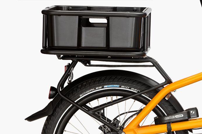 bicicleta electrica carga riese muller