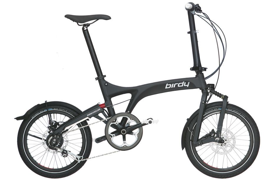 bicicleta birdy riese muller zaragoza