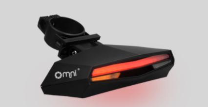 luz intermitente bicicleta