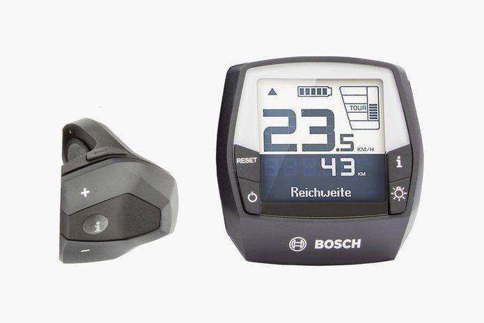 Bosch intuvia bici electrica zaragoza