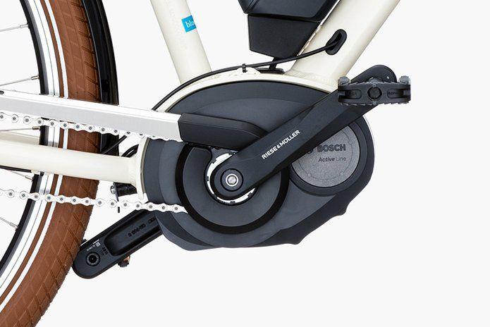 motor bosch bicicleta eléctrica