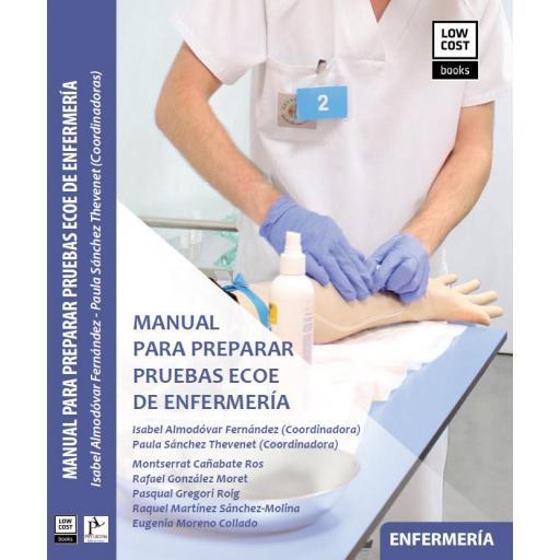 MANUAL PARA PREPARAR PRUEBAS ECOE DE ENFERMERÍA