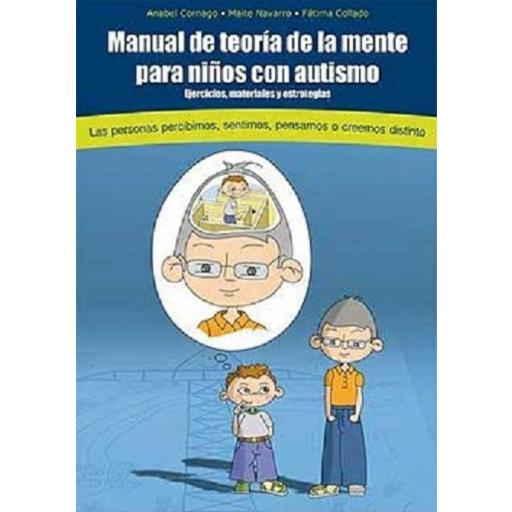 MANUAL DE TEORÍA DE LA MENTE PARA NIÑOS CON AUTISMO. [0]