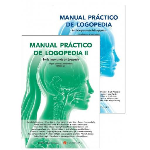 MANUAL DE LOGOPEDIA. Volúmenes I y II