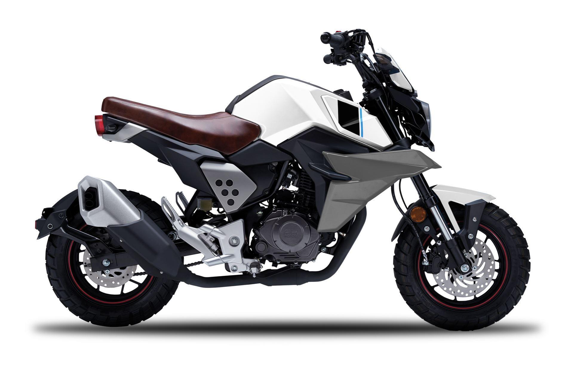 FKM Mini Scrambler 125cc