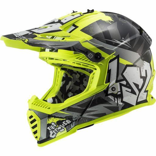 LS2 INTEGRAL FAST EVO MX437 CRUSHER