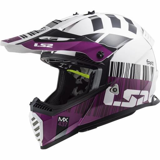 LS2 INTEGRAL FAST EVO MX437 XCODE