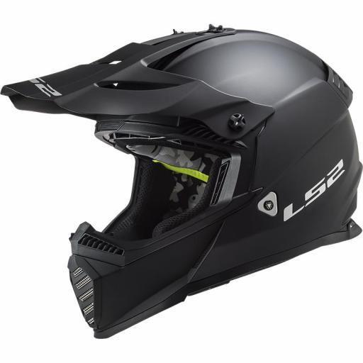 LS2 INTEGRAL FAST EVO MX437 SOLID