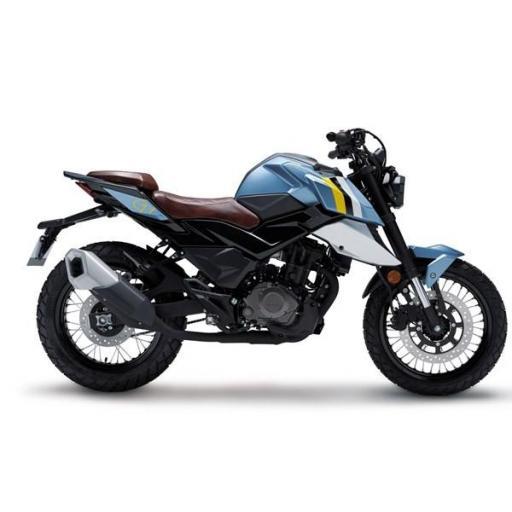 FKM Scrambler 125cc