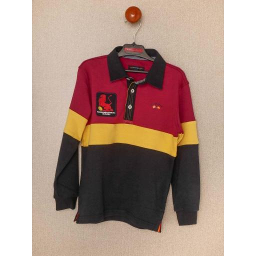 POLO RUGBY BORDADO LEON 4062  [1]