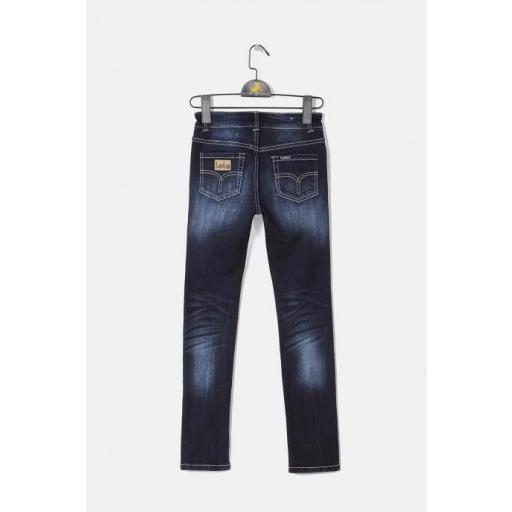 PANTALON DENIM SKINNY [1]