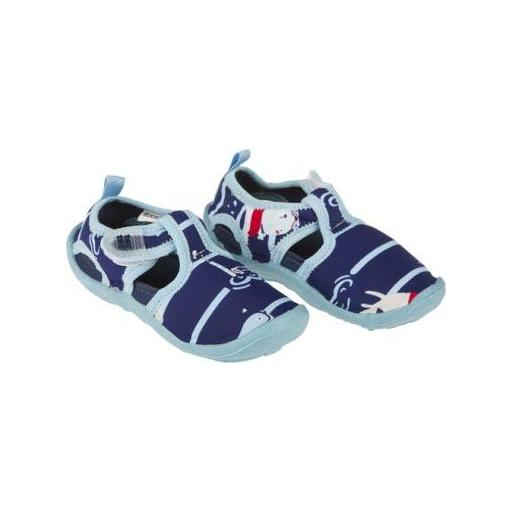 ZAPATILLAS LICRA JUMPING SWIM