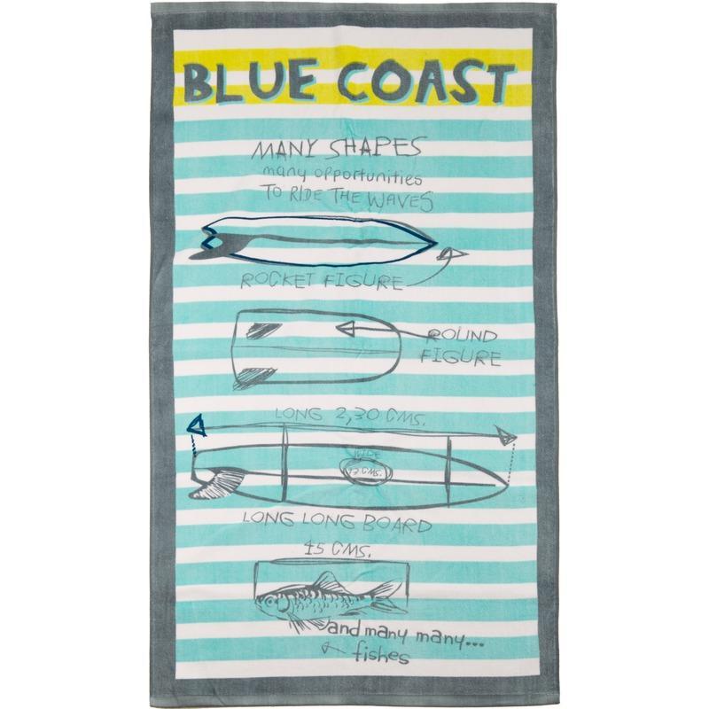 TOALLA BLUE COAST