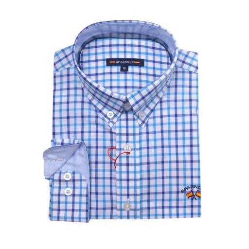 Camisa Popelin Alg. Cutaway 4099 [0]