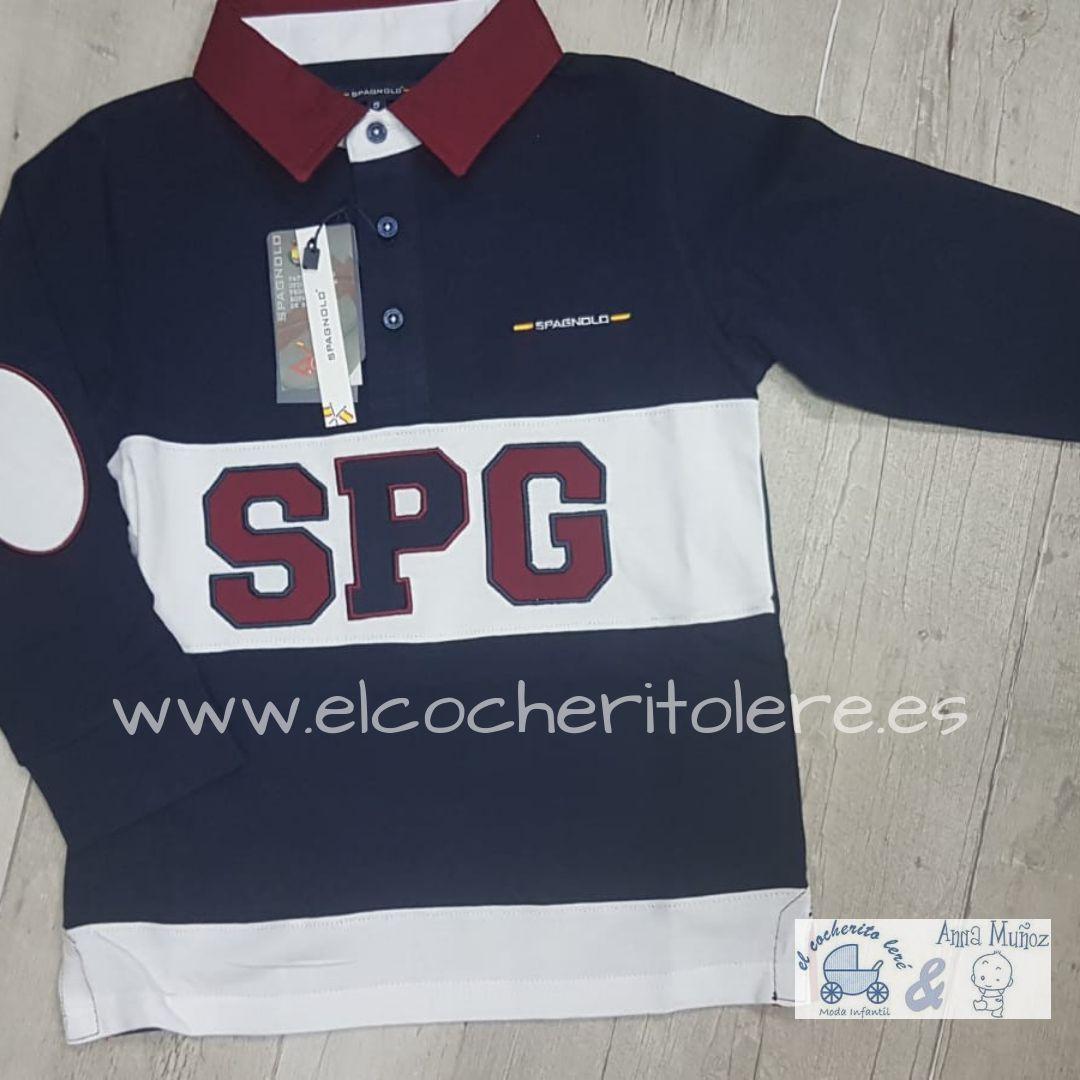 POLO CODERAS SPG 4359