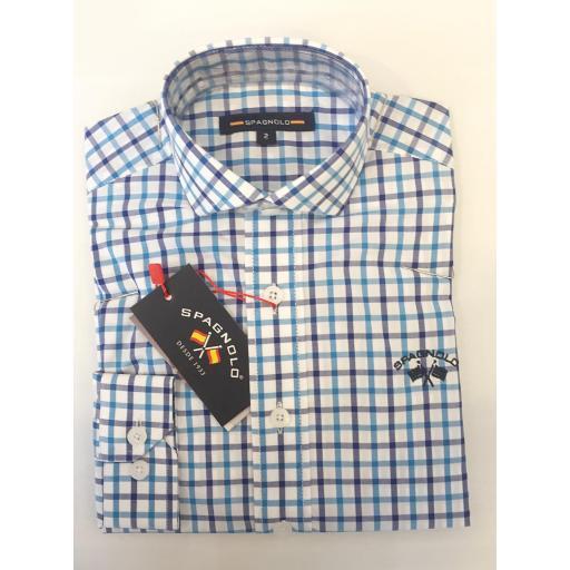 Camisa Popelin Alg. Cutaway 4099 [1]