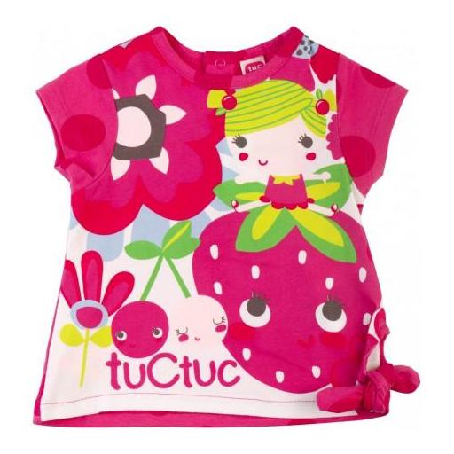 CAMISETA ESTAMPADA CHERRY DAY