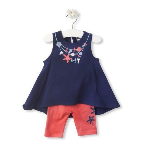 CAMISOLA + LEGGINS BABY SAILOR