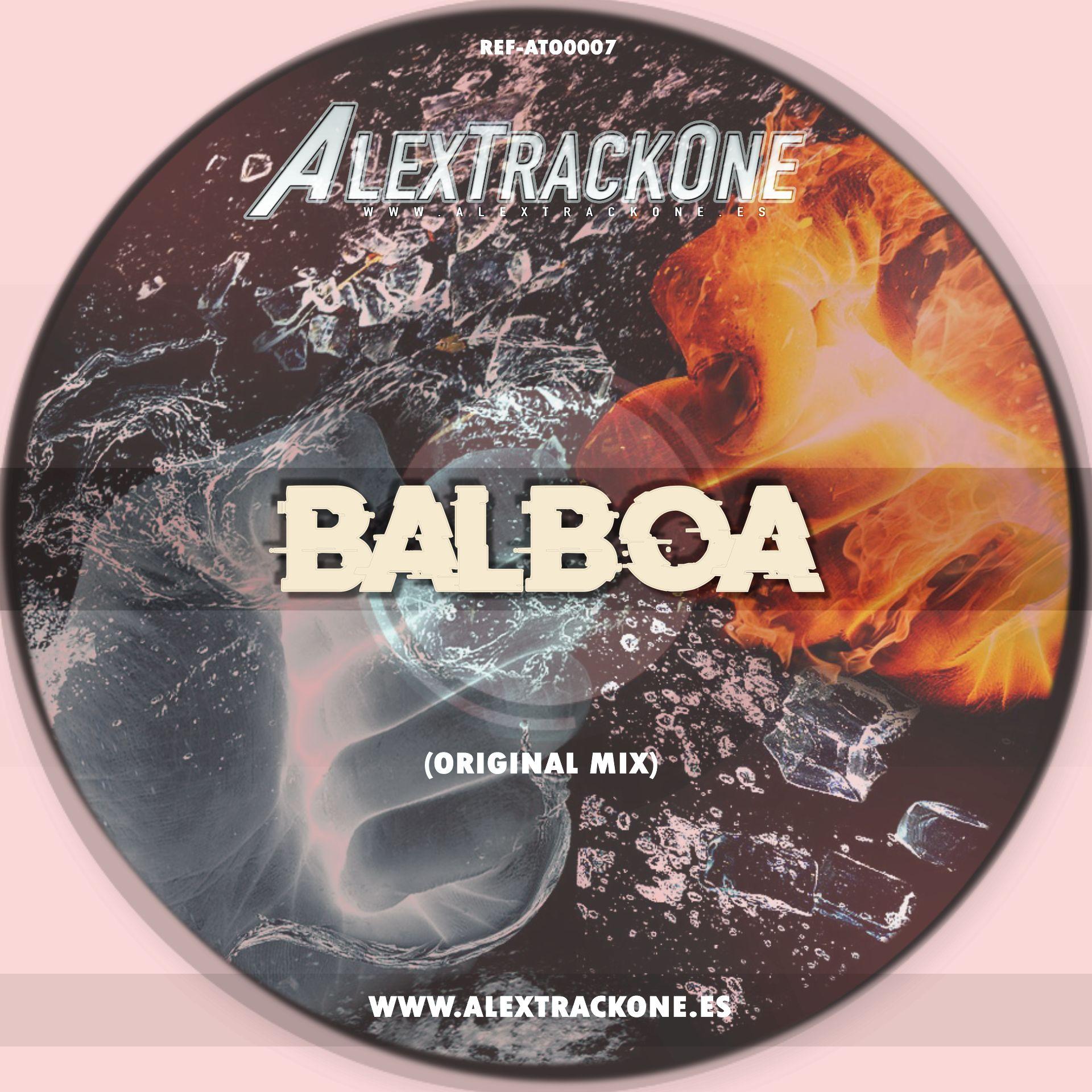 REF-ATO0007 BALBOA (ORIGINAL MIX) (MP3 & WAV)