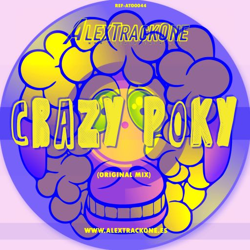 REF-ATO0044 CRAZY POKY (ORIGINAL MIX) (MP3 & WAV)