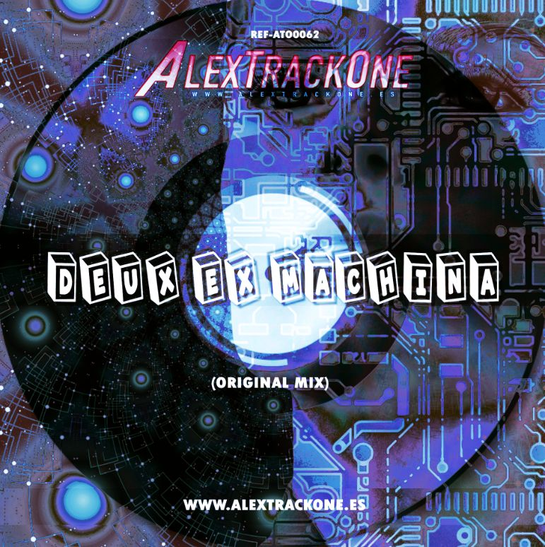 REF-ATO0062 DEUX EX MACHINA (RADIO MIX) (MP3 & WAV & FLAC)