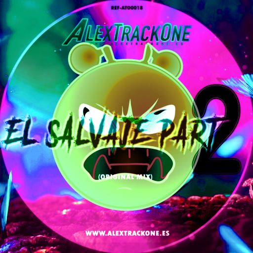 REF-ATO0018 EL SALVAJE PART 2 (ORIGINAL MIX) (MP3 & WAV)