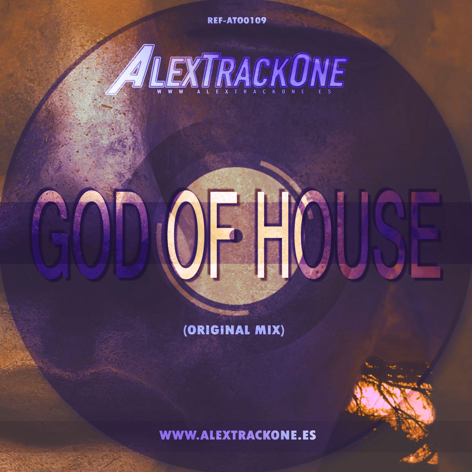 REF-ATO0109 GOD OF HOUSE (ORIGINAL MIX) (MP3 & WAV & FLAC)