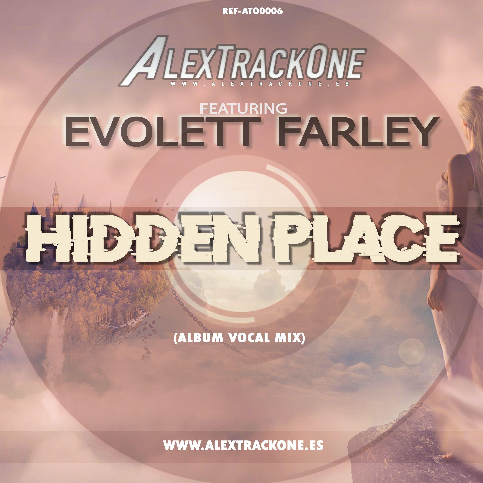 REF-ATO0006 FEAT EVOLETT FARLEY HIDDEN PLACE (ORIGINAL MIX) (WAV & MP3)