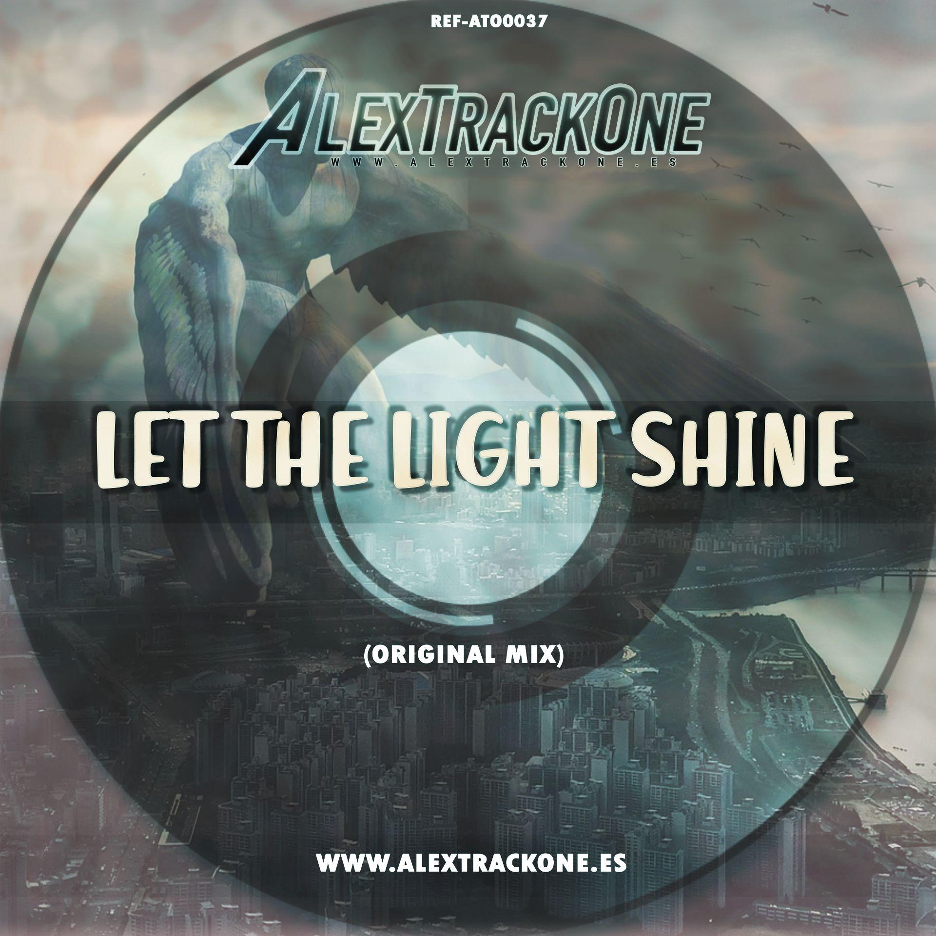 REF-ATO0037 LET THE LIGHT SHINE (ORIGINAL MIX) (MP3 & WAV)