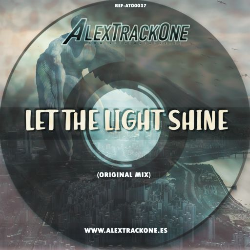 REF-ATO0037 LET THE LIGHT SHINE (ORIGINAL MIX) (MP3 & WAV)
