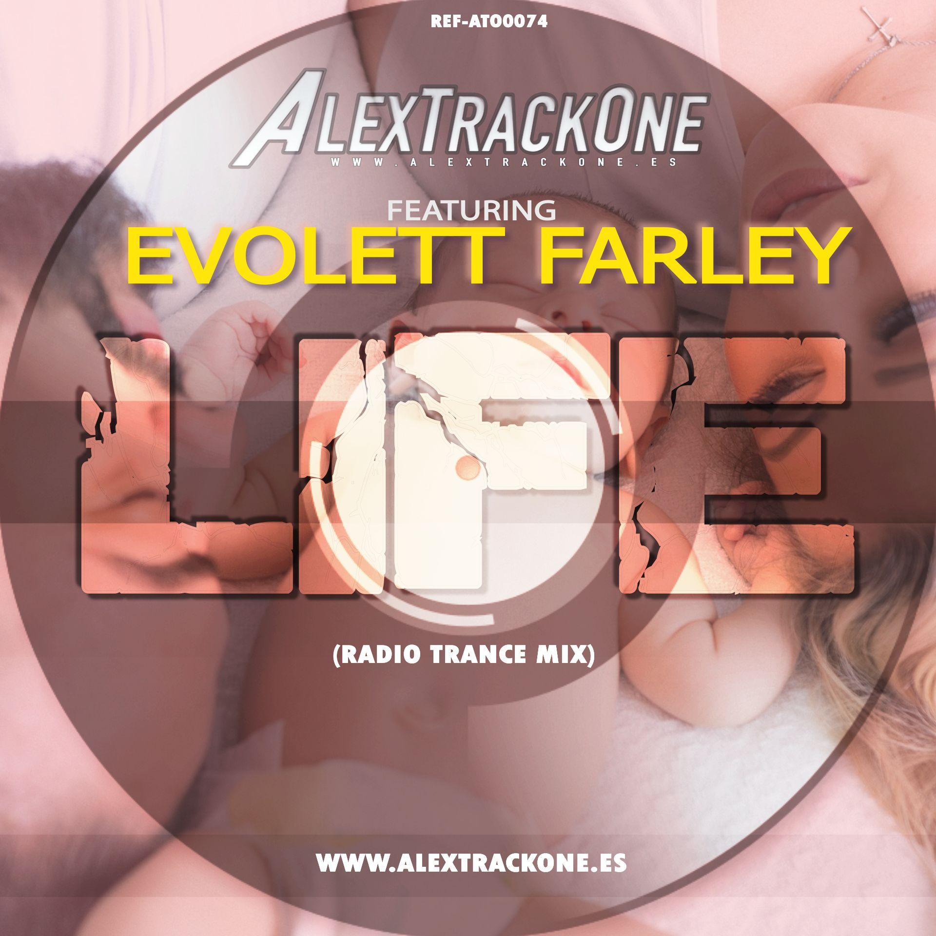 REF-ATO0074 FEAT EVOLETT FARLEY - LIFE  (ORIGINAL MIX) (MP3 & WAV & FLAC)