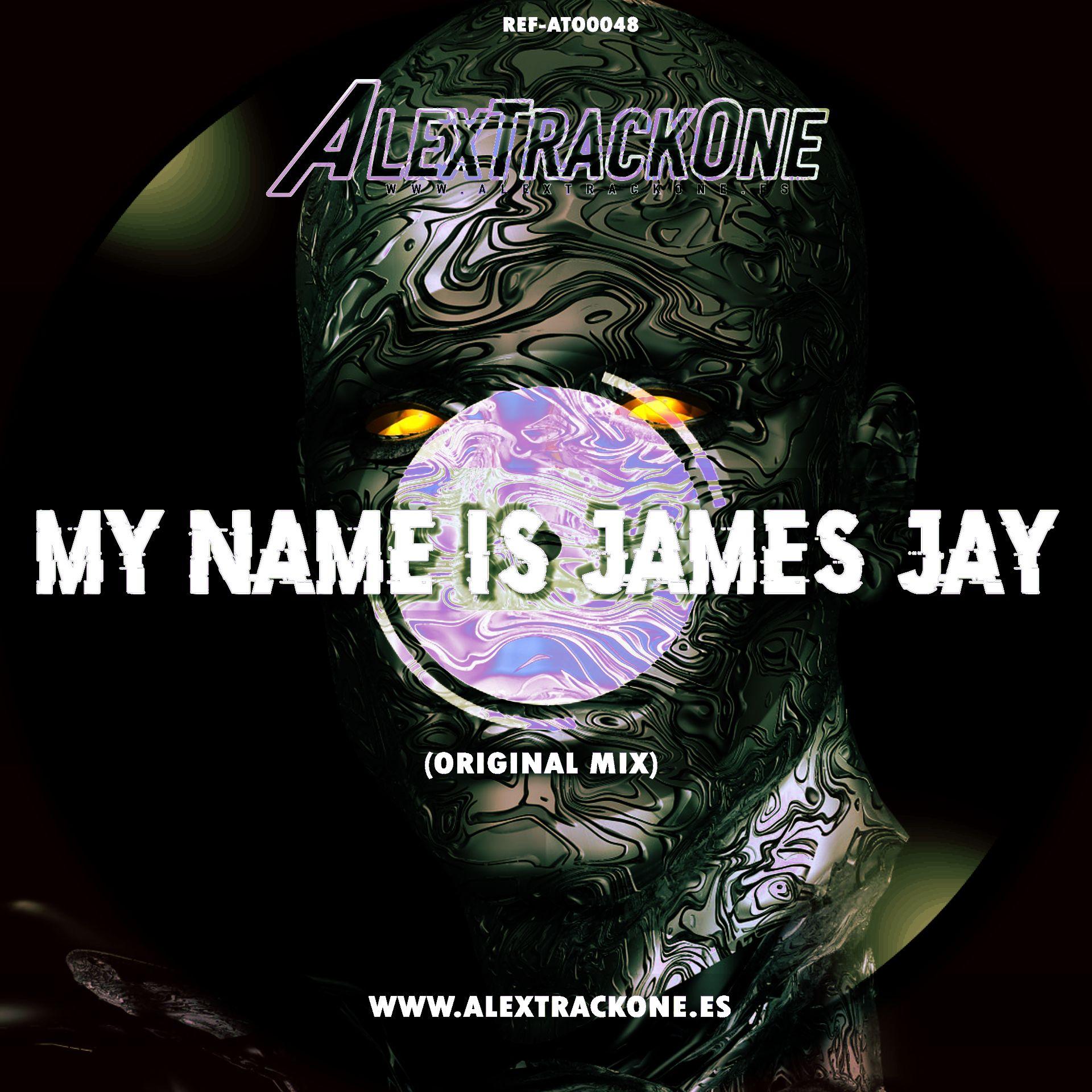REF-ATO0048 MY NAME IS JAMES JAY (ORIGINAL MIX) (MP3 & WAV)