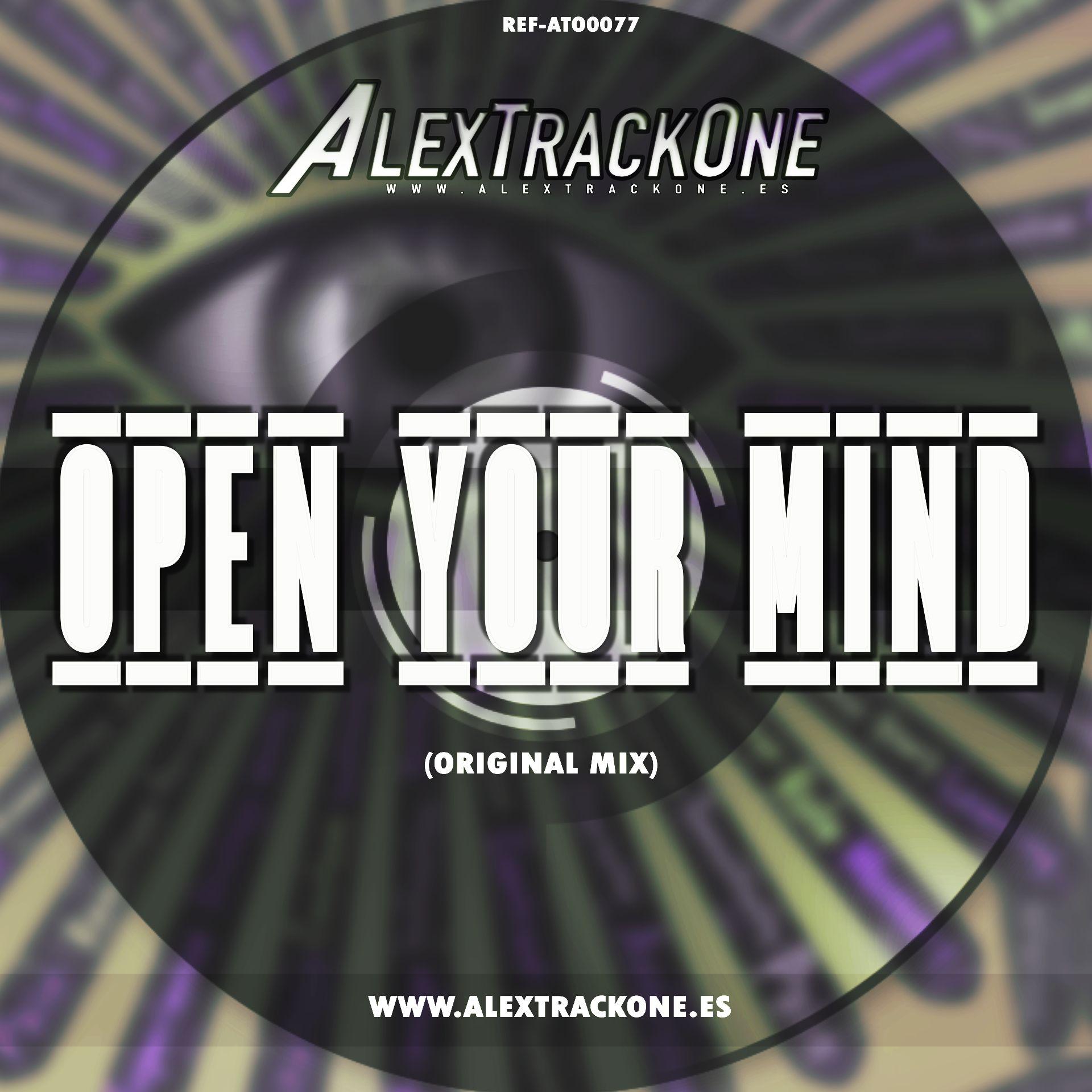 REF-ATO0077 OPEN YOUR MIND (ORIGINAL MIX) (MP3 & WAV & FLAC)