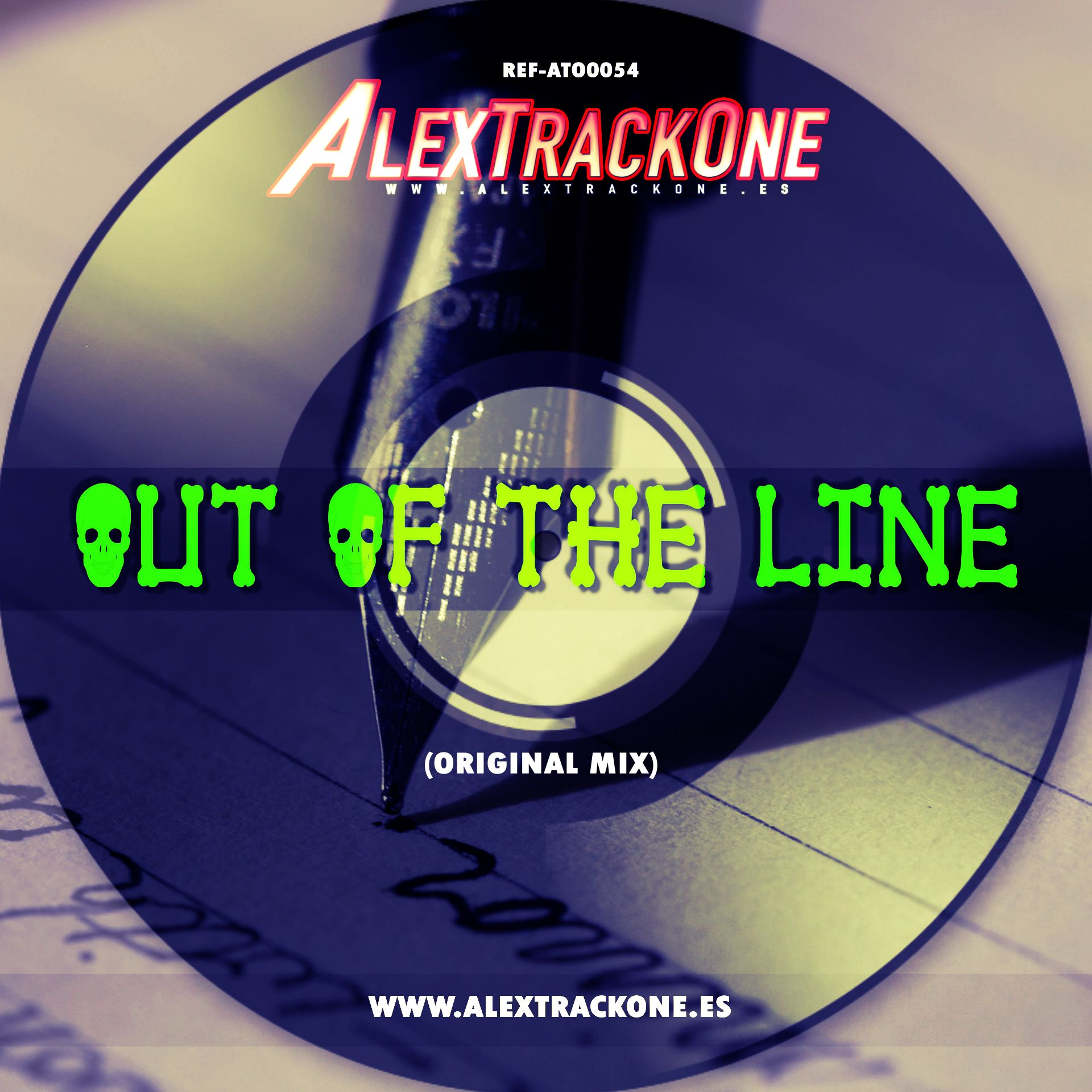 REF-ATO0054 OUT OF THE LINE (ORIGINAL MIX) (MP3 & WAV & FLAC)