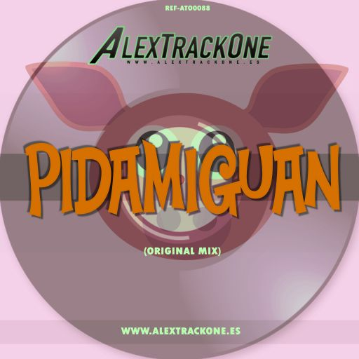 REF-ATO0088 PIDAMIGUAN (ORIGINAL MIX) (MP3 & WAV & FLAC)