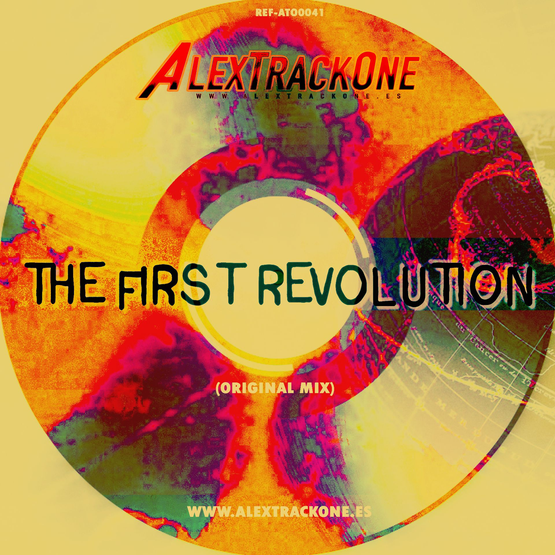 REF-ATO0041 THE FIRST REVOLUTION (ORIGINAL MIX) (MP3 & WAV)