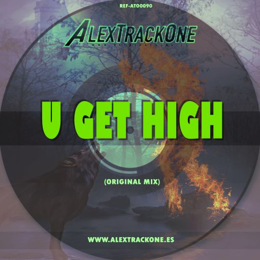 REF-ATO0090 U GET HIGH (ORIGINAL MIX) (MP3 & WAV & FLAC)